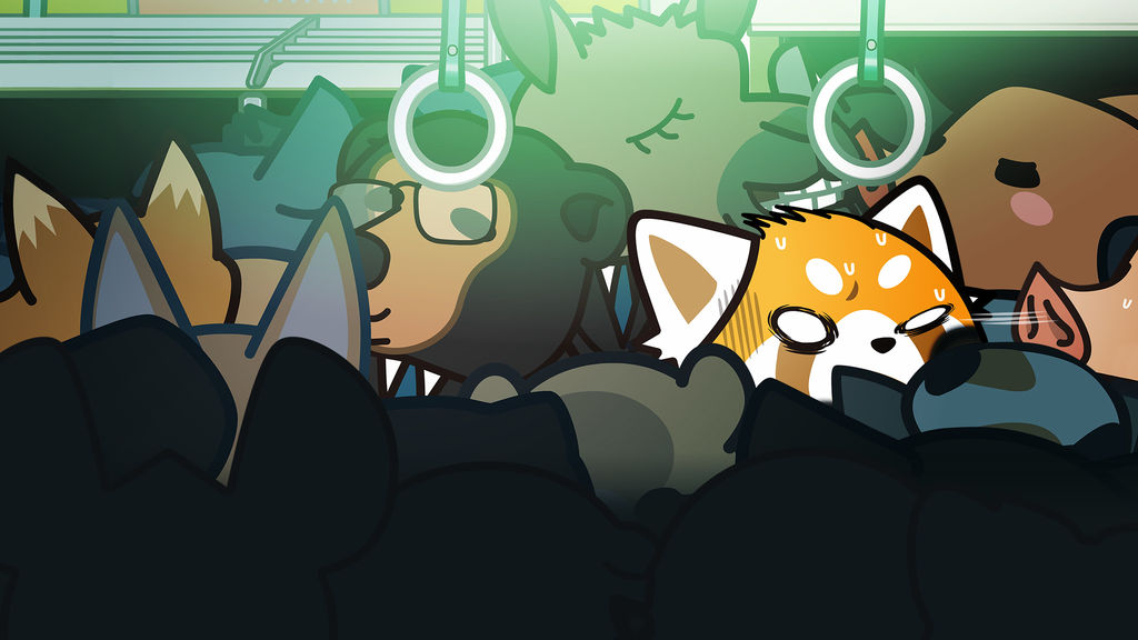Image of: Fox Netflix Aggretsuko Netflix Official Site