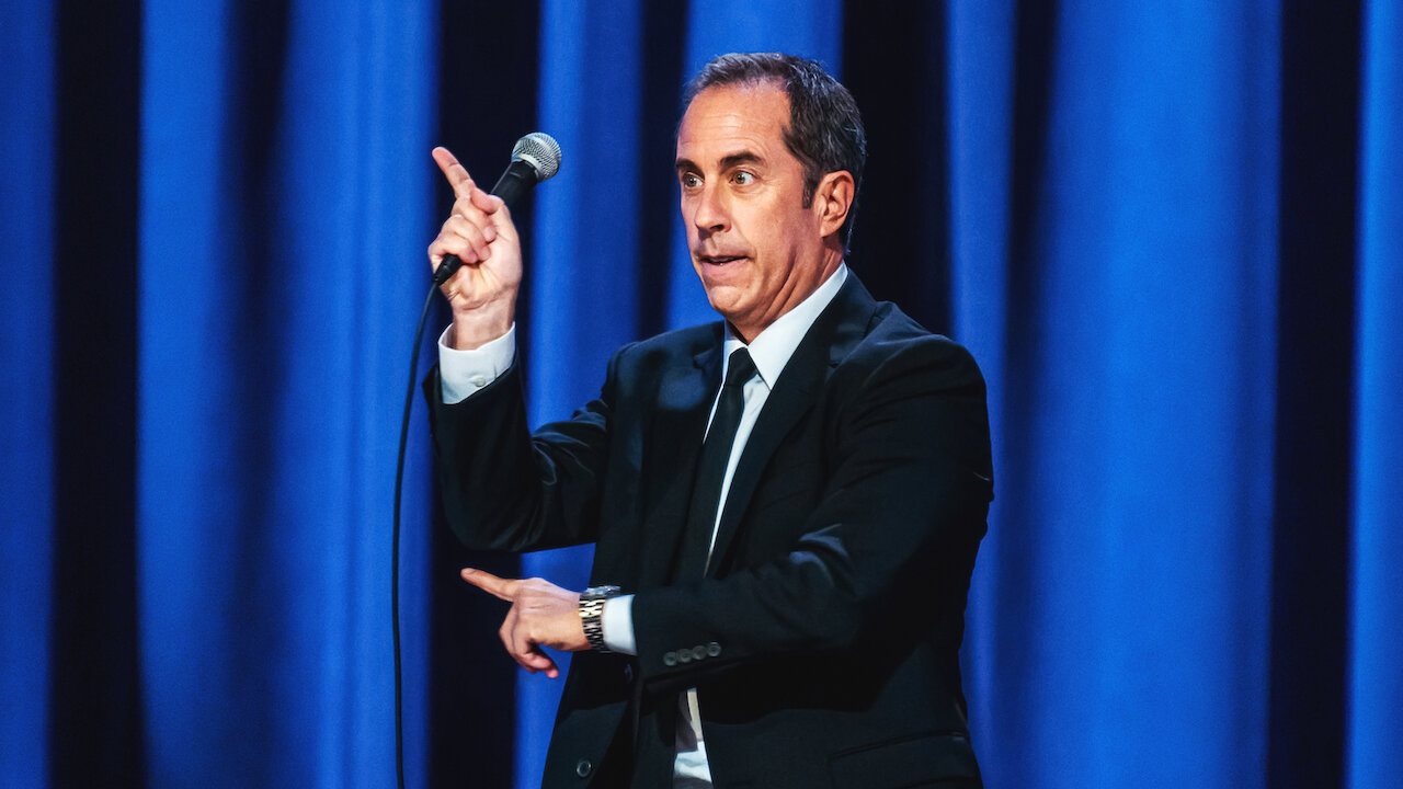 Jerry Seinfeld: 23 Hours To Kill | Netflix Official Site